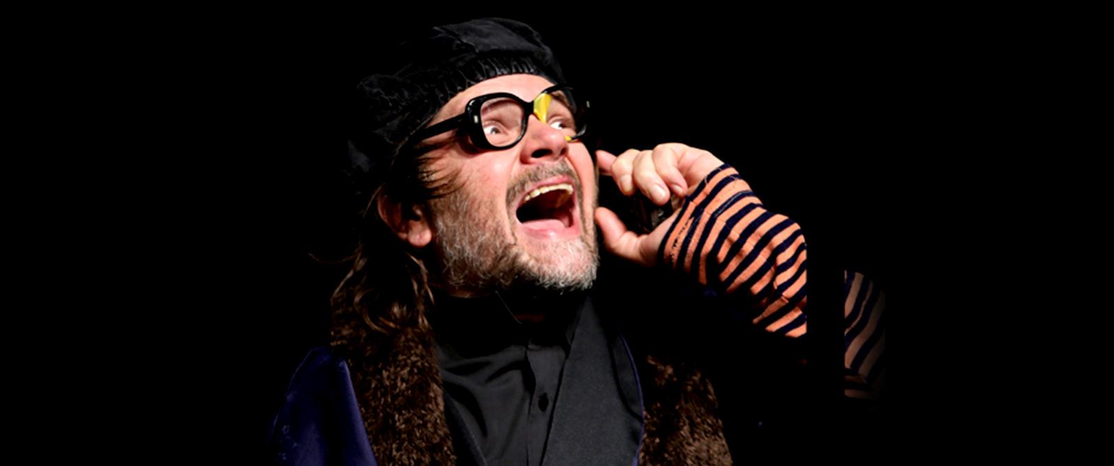 Freak Show cu Florin Piersic Jr la ARCUB