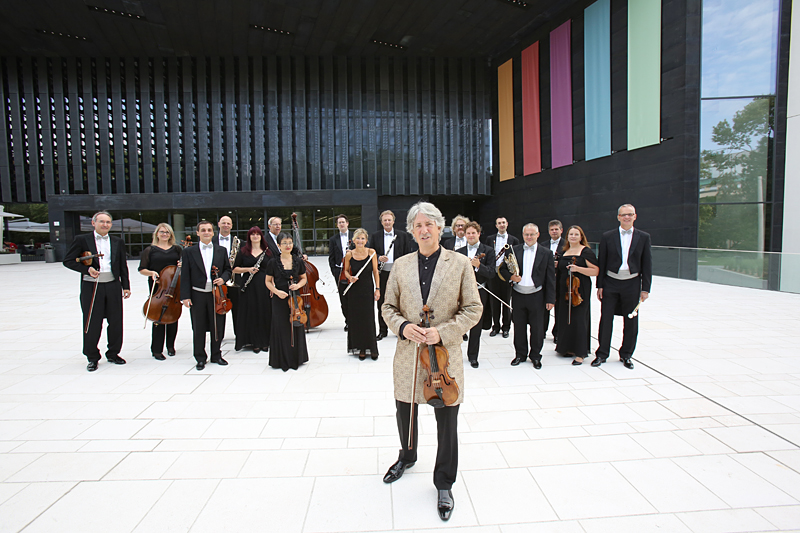 Soprana Ana Cebotari și baritonul Michael Havlicek, invitați speciali in concertul orchestrei JOHANN STRAUSS ENSEMBLE
